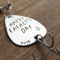 Happy Father's Day Fishing Lure