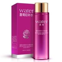 black chrysanthemum deep hydrating lotion hydrating pores are accusing oil cosmetic toner face washing product CFA013