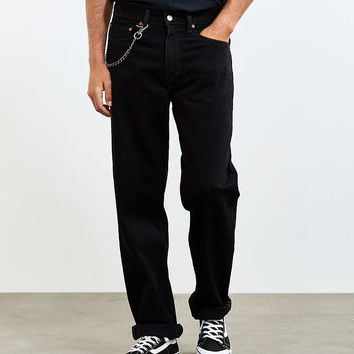 Levis 550 Black Relaxed Jean - Urban Outfitters