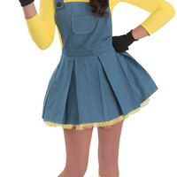 Minions Jumper Women's Costume Plus