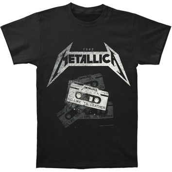 Metallica - Demo Cassette Adult T-Shirt