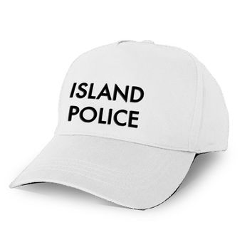 Island Police Baseball Cap Hat Moonrise Kingdom
