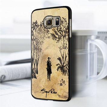 Sigur Ros Painting Art Samsung Galaxy S6 Edge Case