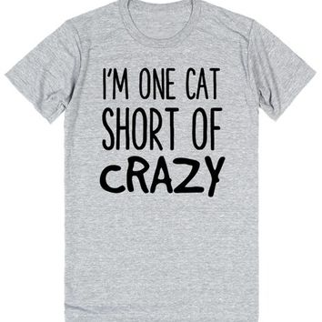I'M ONE CAT SHORT OF CRAZY | | SKREENED