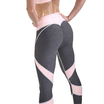 Quick-Dry Fitness Leggings