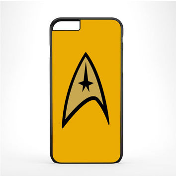 Gold Star Trek Logo Iphone 6 Plus | 6s Plus Case