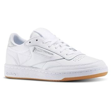 Reebok Club C 85 Diamond - White | Reebok US