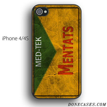 fall out mentats case for iPhone 4[S]