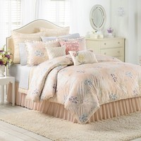 LC Lauren Conrad Spring Serenade 3-pc. Comforter Set - Full / Queen