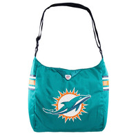 Miami Dolphins NFL Team Jersey Tote