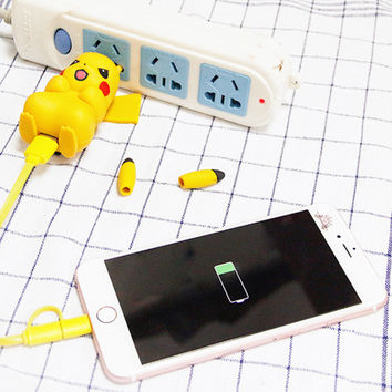 Pet Pokémon Pikachu Charger Cartoon Peripheral Hand [11630877455]