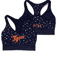 Detroit Tigers Lace Yoga Bra