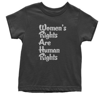 Women's Rights Are Human Rights Youth T-shirt