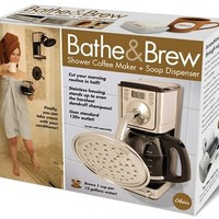 Bathe & Brew - Prank Gift Box