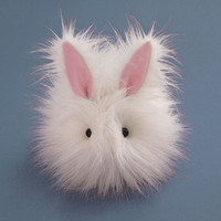 Flopsy Mopsy the White Bunny Stuffed Animal Plush Toy