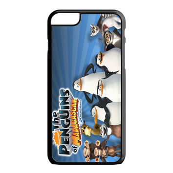 The Penguins of Madagascar iPhone 6S Plus Case