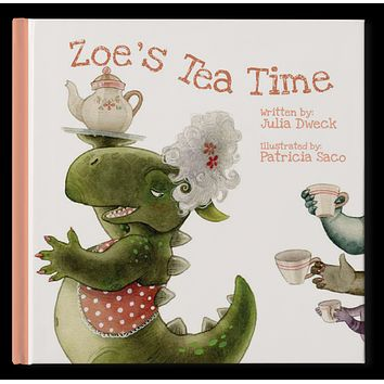 Tea Time Personalized Storybook - Soft Cover