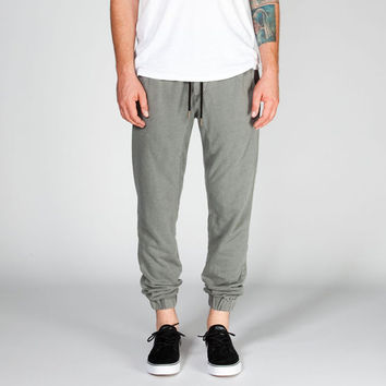 Charles And A Half Mens Distressed Jogger Pants Grey  In Sizes