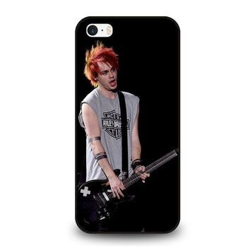 michael clifford 5sos five seconds of summer iphone se case cover  number 1