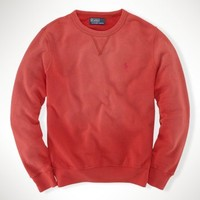 Atlantic Terry Crew Pullover