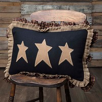 Heritage Farms Primitive Stars Pillow