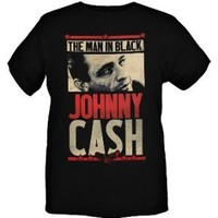 The Man In Black Johnny Cash Large