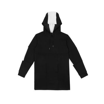 HD156 Monochrome Textured Hoody