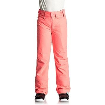 Roxy Girls 7-14 Snow Pants