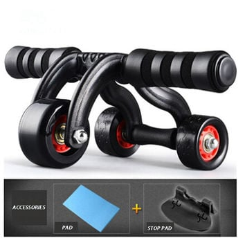New Arrival Exercise Wheel High Quality More Professional