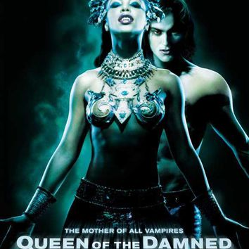 Queen of the Damned 11x17 Movie Poster (2002)