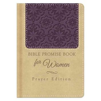 Bible Promise Book for Women: Prayer Edition