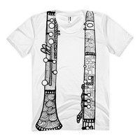 The Clarinet Women's t-shirt (1)