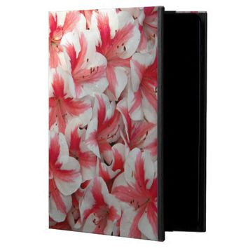 Red and White Azaleas Floral Powis iPad Air 2 Case