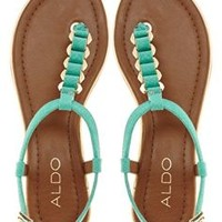 FLAT SANDALS AND SHOES