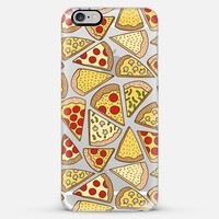 Pizza Party iPhone 6 Plus case by Kristin Nohe | Casetify