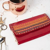 Studio Caleidoscope Womens Sari Wallet