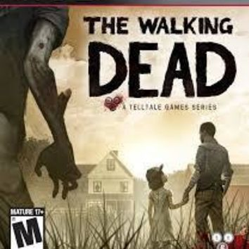 The Walking Dead for the Playstation 3