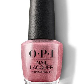 OPI Nail Lacquer - Chicago Champagne Toast 0.5 oz - #NLS63
