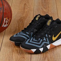 Kyrie Irving 4 ¡°Pitch Blue¡± Men Sneakers