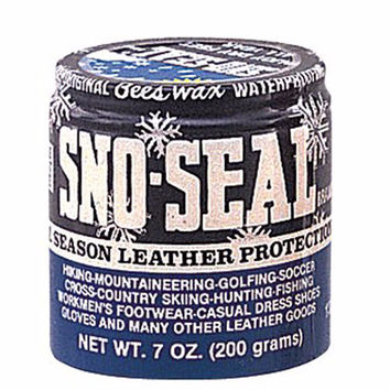 Sno-Seal Leather Protection