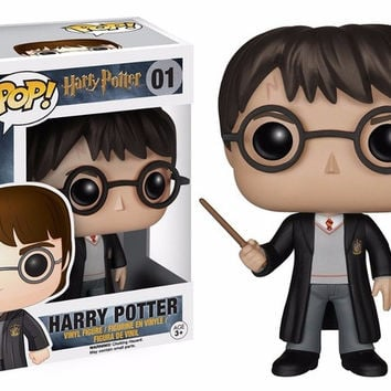 Funko POP Movies Harry Potter Action Figure Model With Gift Box