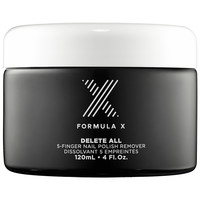 Formula X Delete All - 5-Finger Nail Polish Remover (4 oz)