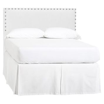 Raleigh Upholstered Square Headboard