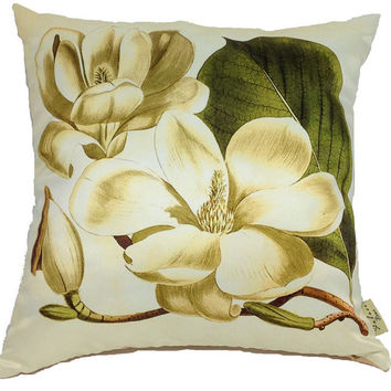 Luxurious French style - rich buttercreams, French vanilla and sunny moss colours WOW these exquisite garden cushion covers.