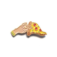 Grab a Slice Pin