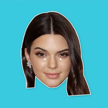 Kendall Jenner Mask by RapMasks