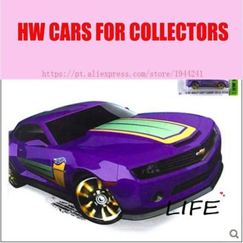 LMFLD1 Hot Wheels 1:64 chevy camaro concept Car Models Metal Diecast Cars Collection Kids Toys Vehicle For Children Juguetes