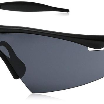 Oakley Men OO9060 Ballistic M Frame Sunglasses 34mm