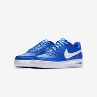 Nike Air Force 1 Blue&White Sneaker