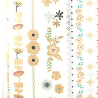 Metallic Flash Tattoo Set